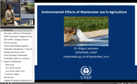 Birguy Lamizana, GPA/FMEB , UNEP